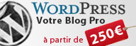 WordPress - Blog clé en main